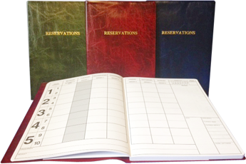 Reservation Diary